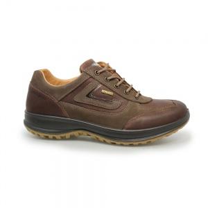 Grisport Airwalker Brown Walking Shoe