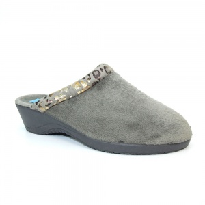 Lunar Mariah Wedge Mule Slipper