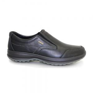 Grisport Melrose Black Active Slip On Shoe