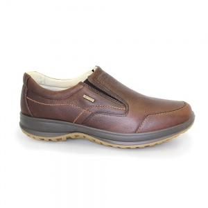 Grisport Melrose Brown Active Slip On Shoe