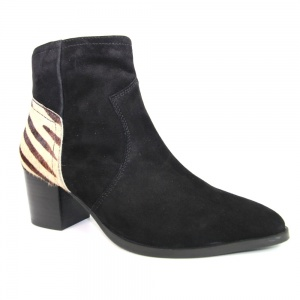 Lunar Posy Leather Ankle Boot