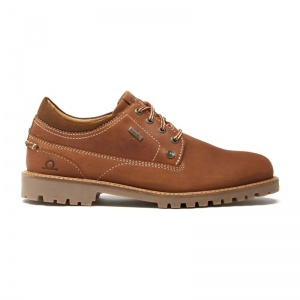 Chatham Raby – Tan Derby Shoes