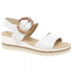 Gabor Yeo Womens Wedge Mid Heel Sandals