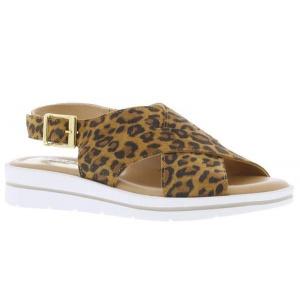Adesso Alba Leopard Sandal